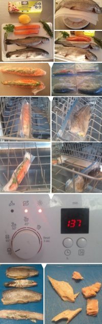 Photo's for the dishwasher-fish-recipe