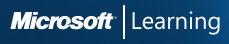 Microsoft Learning logo